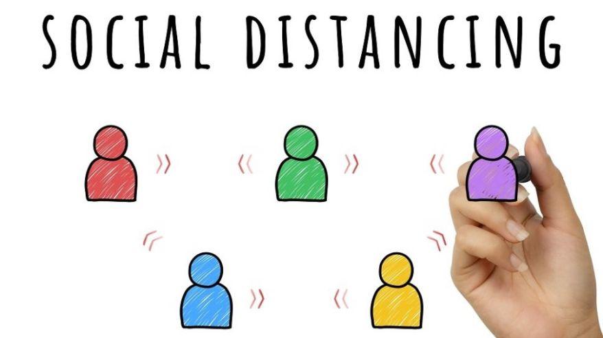 Social Distancing Pic